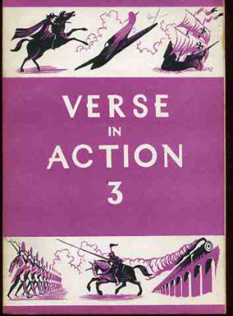 Image for Verse in Action Book 3
