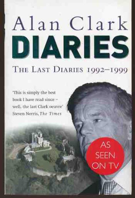 Image for The Last Diaries,  In and Out of the Wilderness