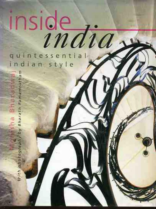 Image for Inside India : Quintessential Indian Style