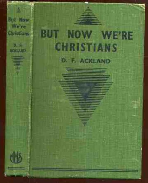 Image for But Now We're Christians