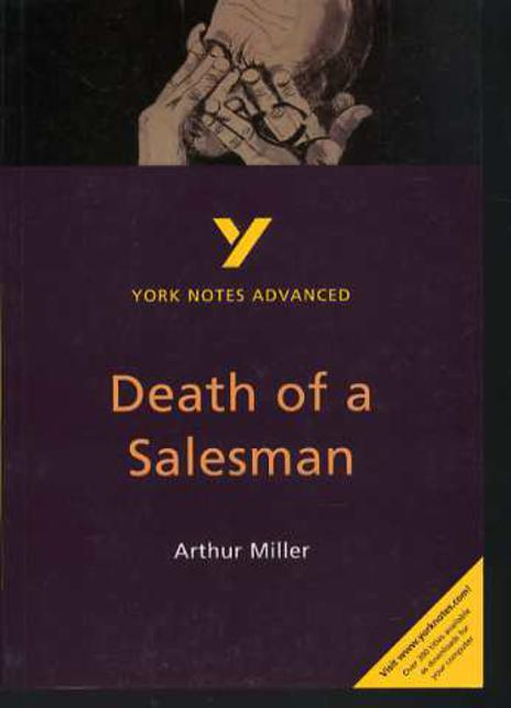 "Image for York Notes on Arthur Miller's ""Death of a Salesman"""