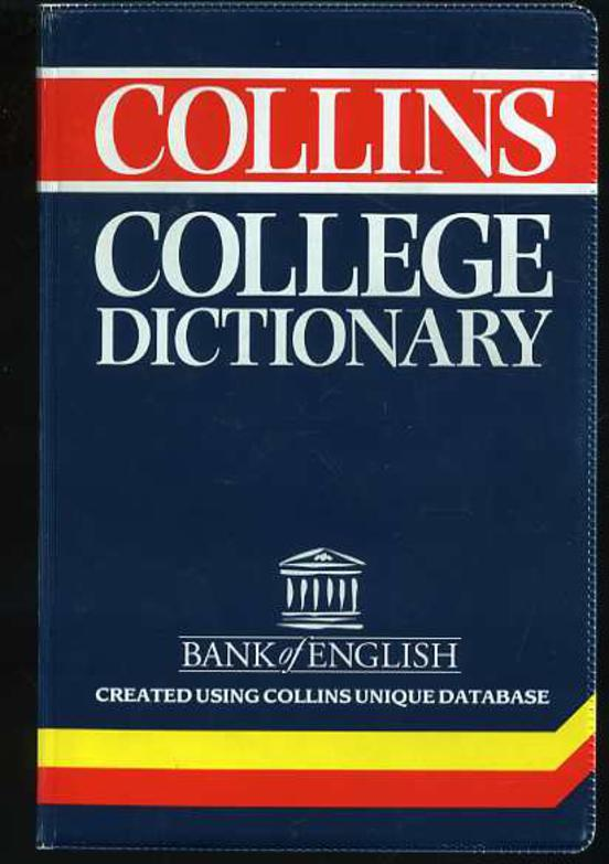 Image for Collins College Dictionary