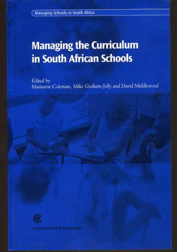 Image for Managing Curriculum in South African Schools