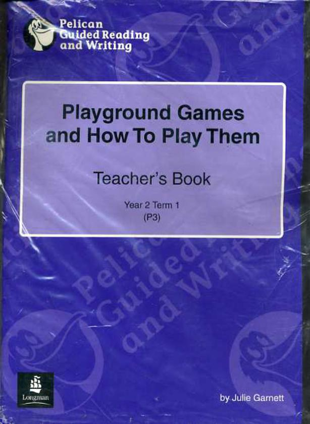 Image for Playground Games and How to Play Them: Pack of Six