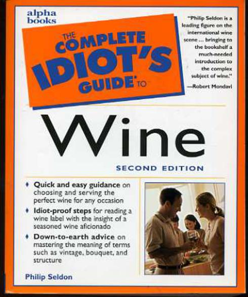 Image for The Complete Idiot's Guide to Wine
