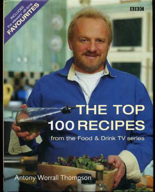 "Image for Top 100 Recipes from ""Food and Drink"", The: Includes the Viewers All-Time Favourite Dishes"