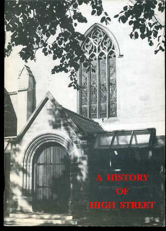 Image for A History of High Street Methodist Church, Harpenden 1930-1990