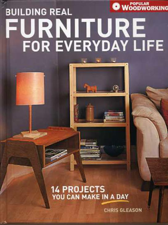 Image for Building Real Furniture for Everyday Life