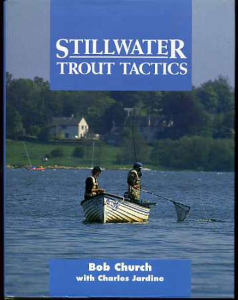 Image for Stillwater Trout Tactics