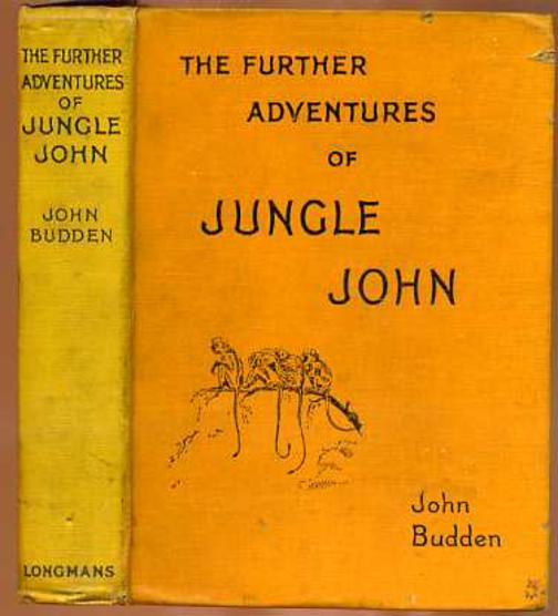 Image for The Further Adventures of Jungle John