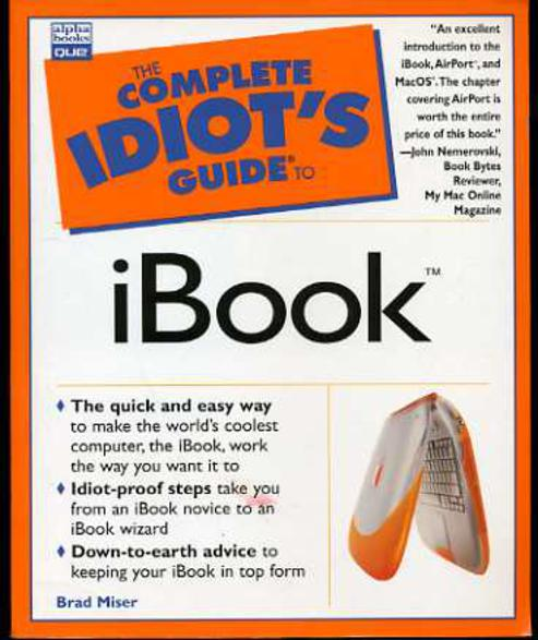 Image for The Complete Idiot's Guide to I-Book