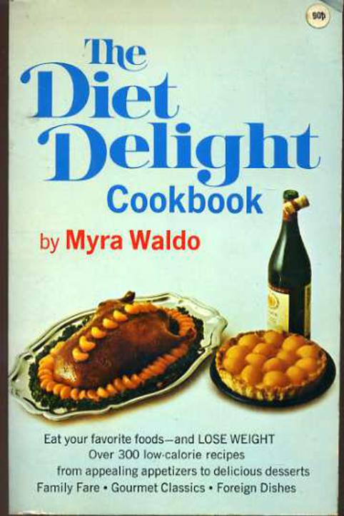 Image for The Diet Delight Cookbook