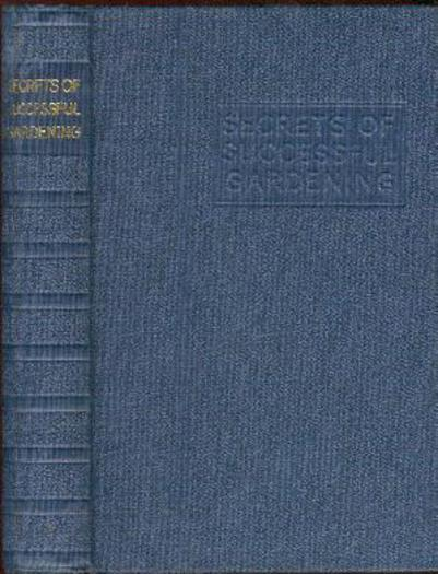 Image for Secrets of Successful Gardening