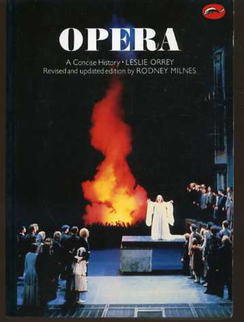 Image for Opera : A Concise History