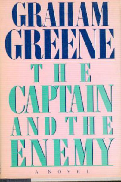 Image for The Captain and the Enemy