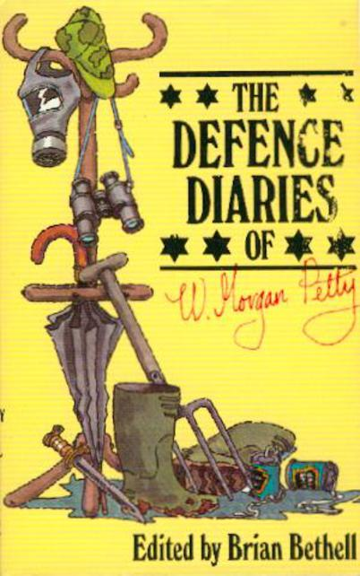 Image for The Defence Diaries of W. Morgan Petty