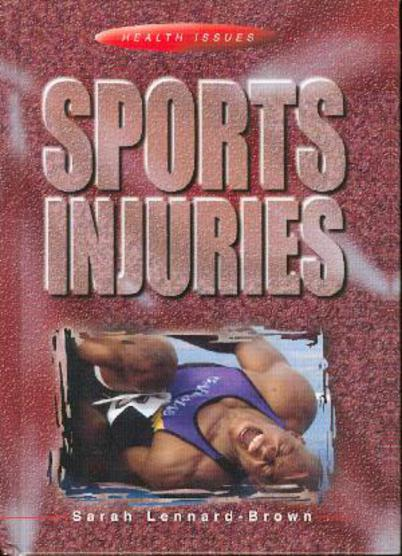 Image for Health Issues: Sports Injuries