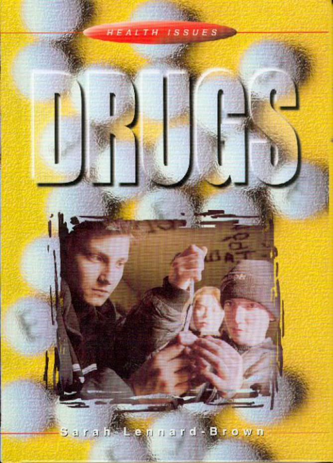 Image for Drugs Health Issues