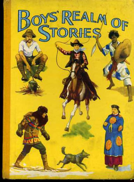 Image for Boys' Realm of Stories