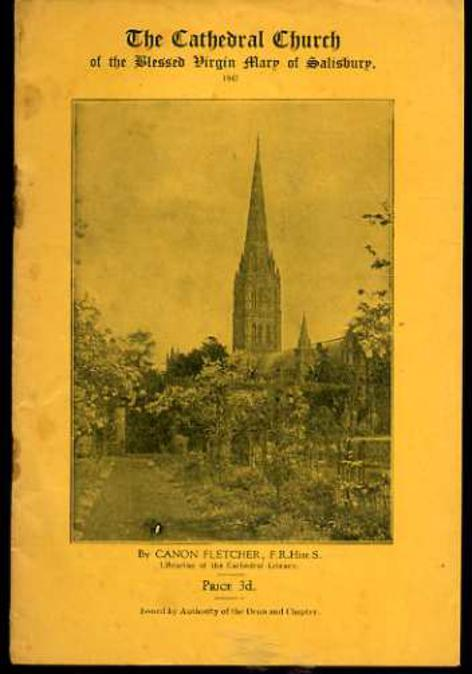 Image for The Cathedral Church of the Blessed Virgin Mary of Salisbury
