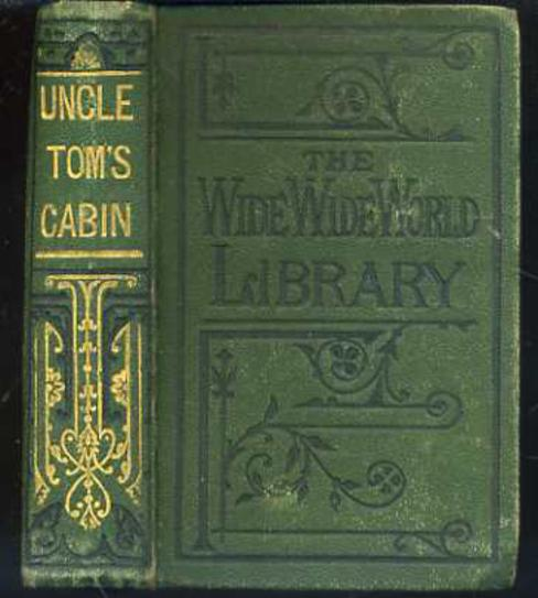 Image for Uncle Tom's Cabin or Negro Life as it was in America