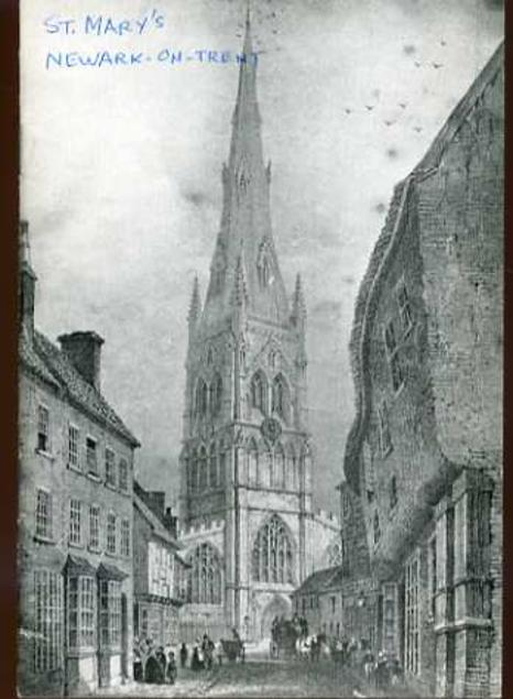 Image for A Short History and Guide to the Parish Church of St. Mary Magdalene,  Newark-on-Trent