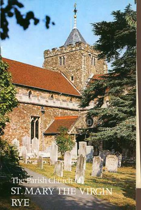 Image for The Parish Church of St. Mary the Virgin Rye