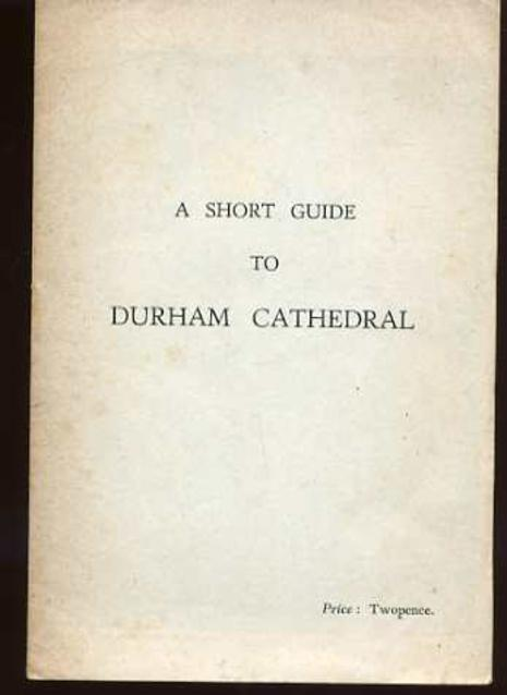 Image for A Short Guide to Durham Cathedral