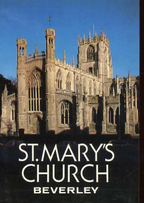 Image for St. Mary's Church, Beverley
