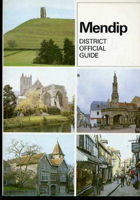 Image for Mendip District Official Guide