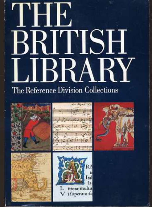 Image for The British Library - the Reference Division Collections