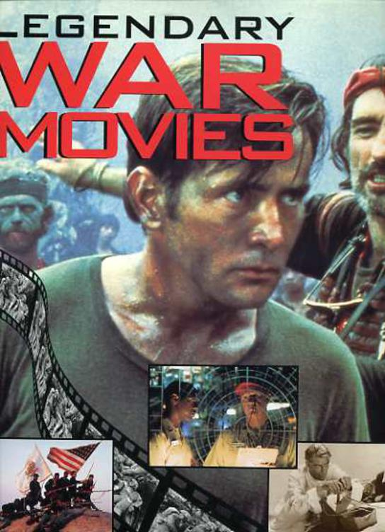 Image for Legendary War Movies