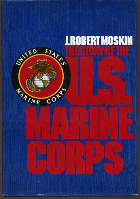 Image for The Story of the U.S. Marine Corps