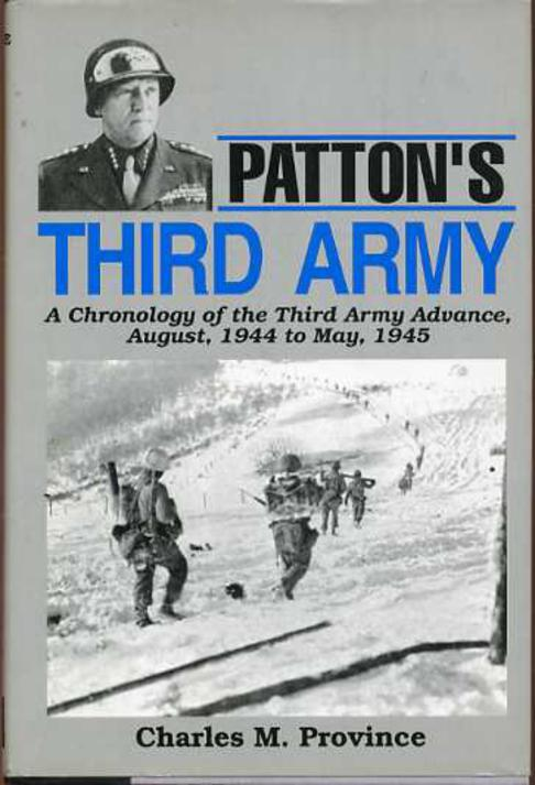 Image for Patton's Third Army : A Chronicle of the Third Army Advance, August, 1944-May, 1945