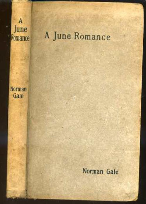 Image for A June Romance (SIGNED COPY)