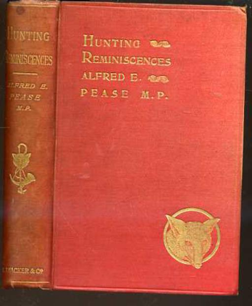 Image for Hunting Reminiscences