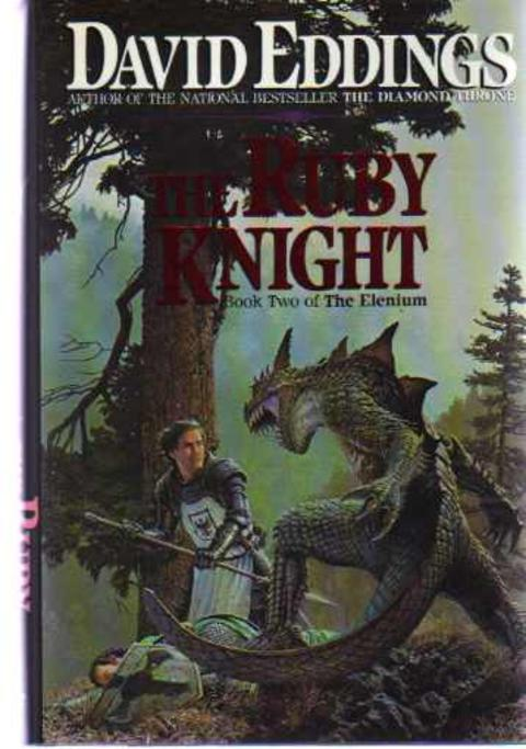 Image for The Ruby Knight