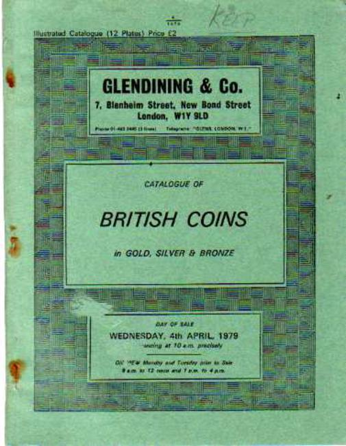 Image for Catalogue of British Coins