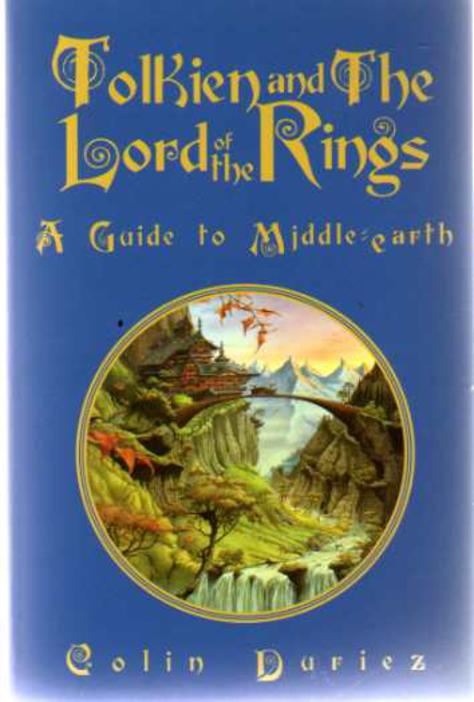 Image for Tolkien and the Lord of the Rings