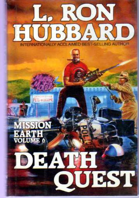 Image for Death Quest - Volume 6 of Mission Earth