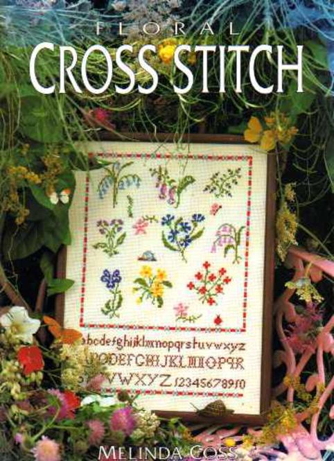 Image for Floral Cross Stitch