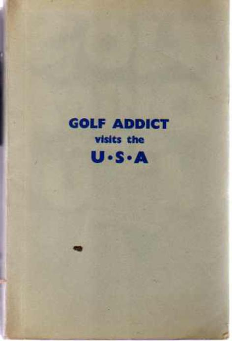 Image for Golf Addict visits the U.S.A.