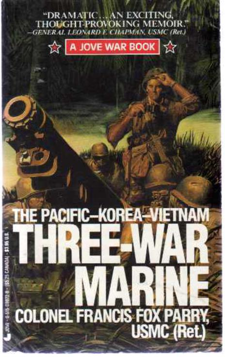 Image for Three-War Marine
