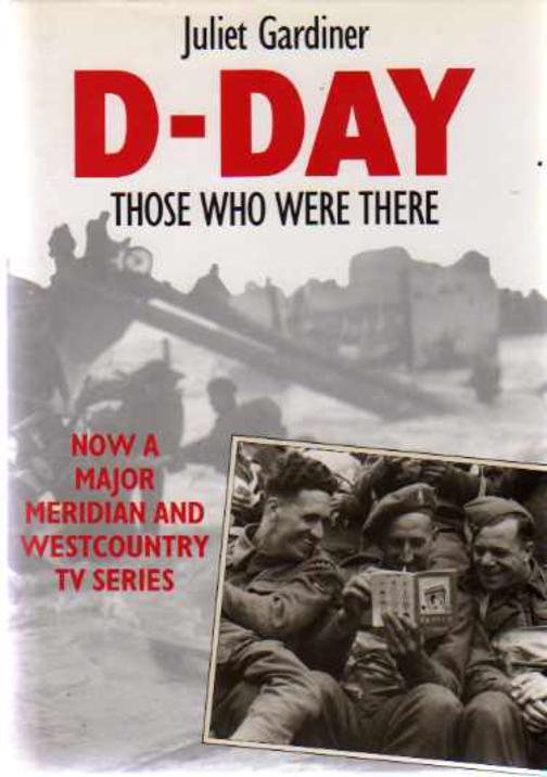 Image for D-Day : Those Who Were There