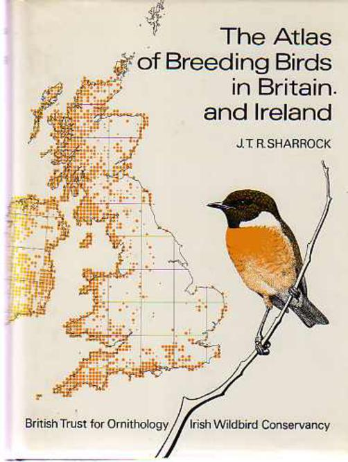 Image for The Atlas of Breeding Birds in Britain and Ireland, 1988-1991