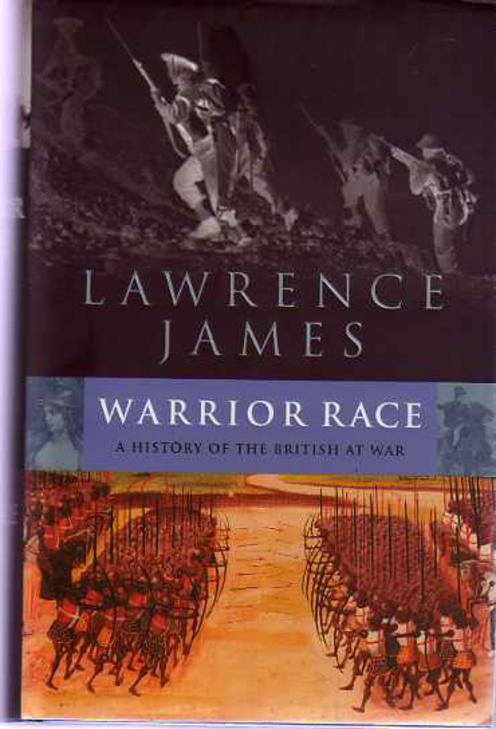 Image for Warrior Race : A History of the British at War