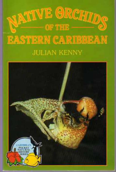 Image for Native Orchids of the Eastern Caribbean