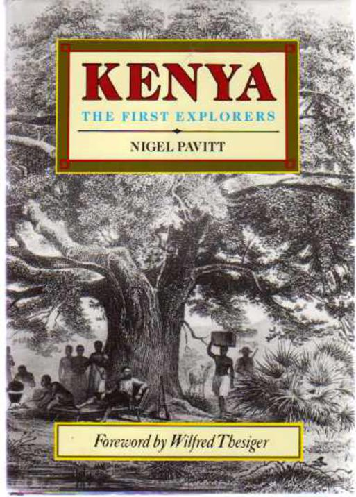 Image for Kenya : The First Explorers