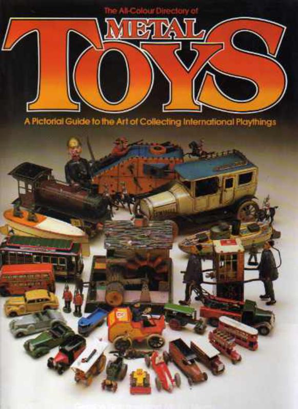 Image for The All-Colour Directory of Metal Toys