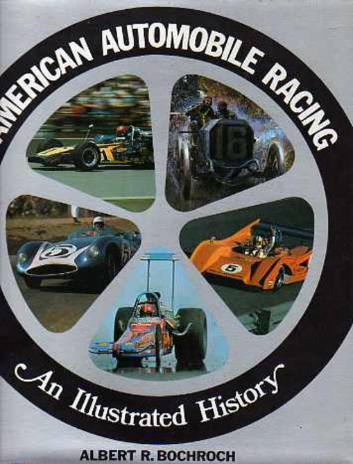 Image for American Automobile Racing : An Illustrated History